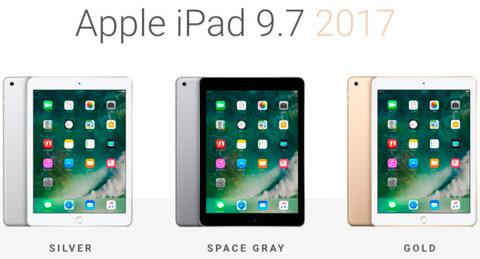Ремонт iPad 9,7 дюйма (2017)