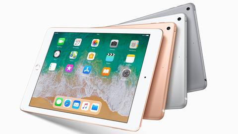 Ремонт iPad 9,7 дюйма (2018)