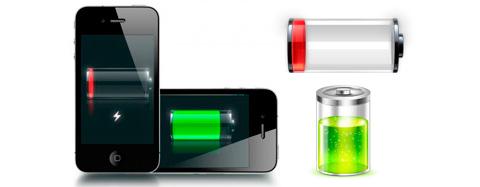 Быстро разряжается аккумуляторная батарея iPhone