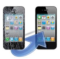 Замена дисплея, сенсорного стекла iPhone