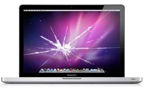 Разбитый Mac