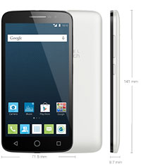 Ремонт ALCATEL ONETOUCH POP 2 (5) 7043
