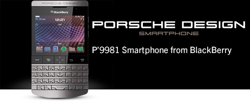 Ремонт BlackBerry Porsche Design P'9981 - Remobile96.ru