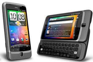 Ремонт HTC Desire Z - Remobile96.ru