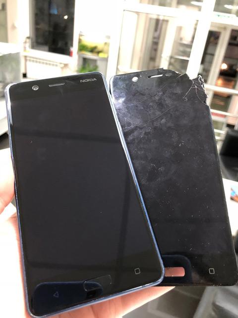 Замена экрана на Nokia 5