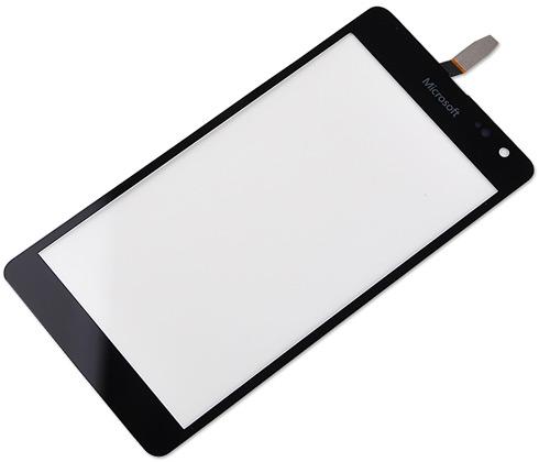 Замена стекла Nokia Lumia 535
