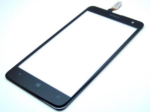 Сенсорное стекло Nokia Lumia 625