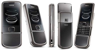 Ремонт Nokia 8800 Carbon Arte - Remobile96.ru