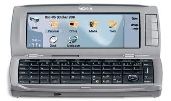 Ремонт Nokia 9500 - Remobile96.ru