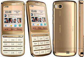 Ремонт Nokia C3-01 Gold Edition - Remobile96.ru