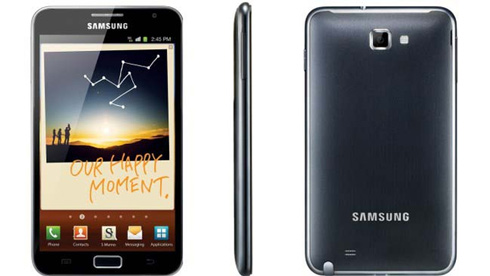 Ремонт Samsung Galaxy Note - Remobile96.ru