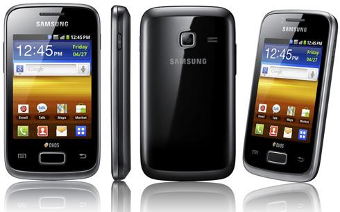 Ремонт Samsung Galaxy Y Duos - Remobile96.ru