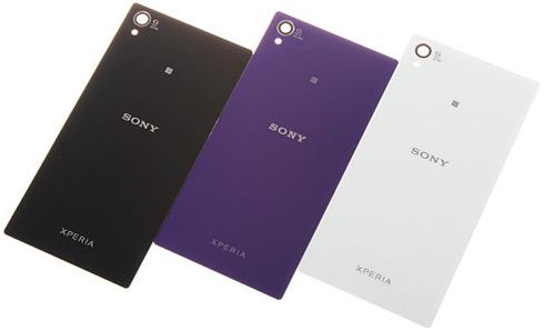 Замена задней крышки Sony Xperia Z