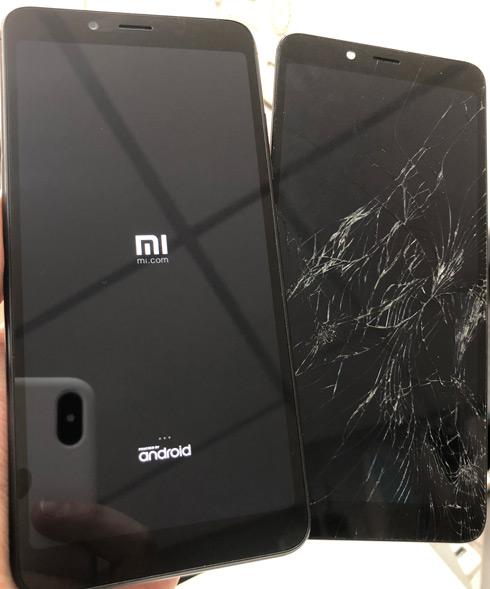 Замена дисплея Xiaomi Redmi 6