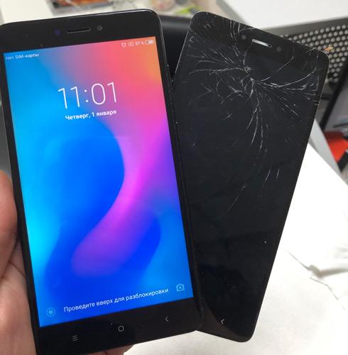 Замена дисплея Xiaomi Redmi Note 4