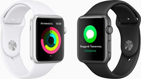 Ремонт Apple Watch Series 1, 38/42 mm